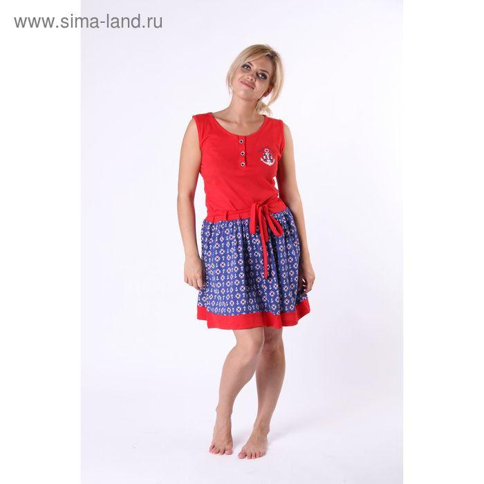 Платье женское Т-841 МИКС, р-р 52