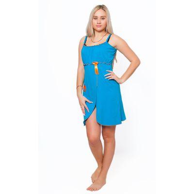 Сорочка женская 7А, цвет микс, размер 50