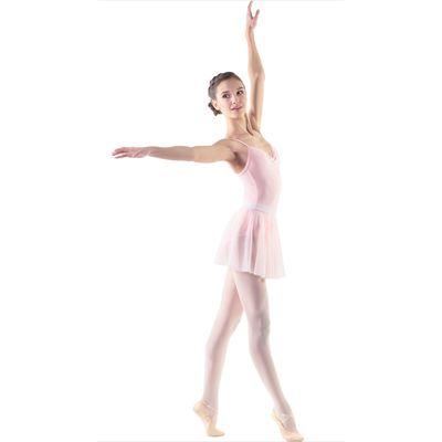Юбка для гимнастики, размер 28, цвет розовый