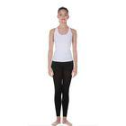 Майка-борцовка гимнастическая, размер 46, цвет белый