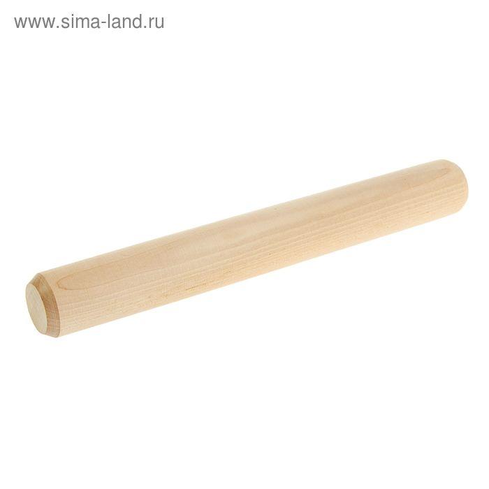 Скалка тип-4, береза 35х5