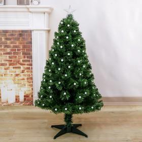 "Tree fiber-optic ""Light"", 120 cm, d of lower layer 65 cm, 124 branches"