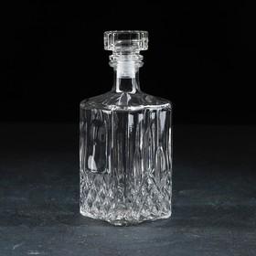 Графин-штоф 500 мл «Кристалл»