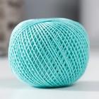 """Нитки вязальные """"Ирис"""" 150м/25гр 100% мерсеризованный хлопок цвет 3506"""