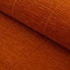 """Бумага гофрированная, 567 """"Светло-коричневая"""", 0,5 х 2,5 м"""