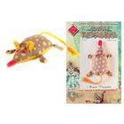 """Набор для создания текстильной игрушки """"Мышка - Перлушка"""" 16 см"""