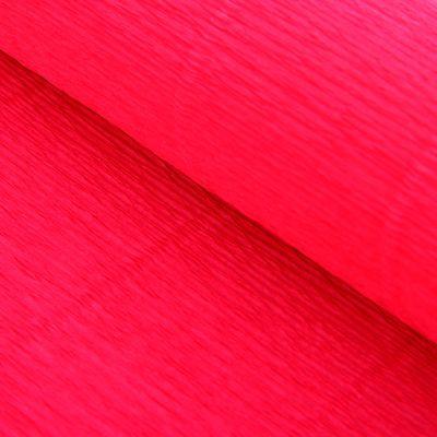 """Бумага гофрированная, 551 """"Ярко-розовая"""", 0,5 х 2,5 м"""