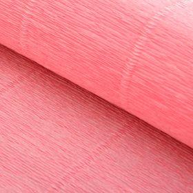 """Бумага гофрированная, 549 """"Светло-розовая"""", 0,5 х 2,5 м"""