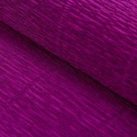 """Бумага гофрированная, 593 """"Фиолетовая"""", 0,5 х 2,5 м"""