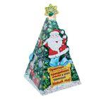 """Ёлка-пирамидка с колокольчиками""""Новогодние пожелания"""""""