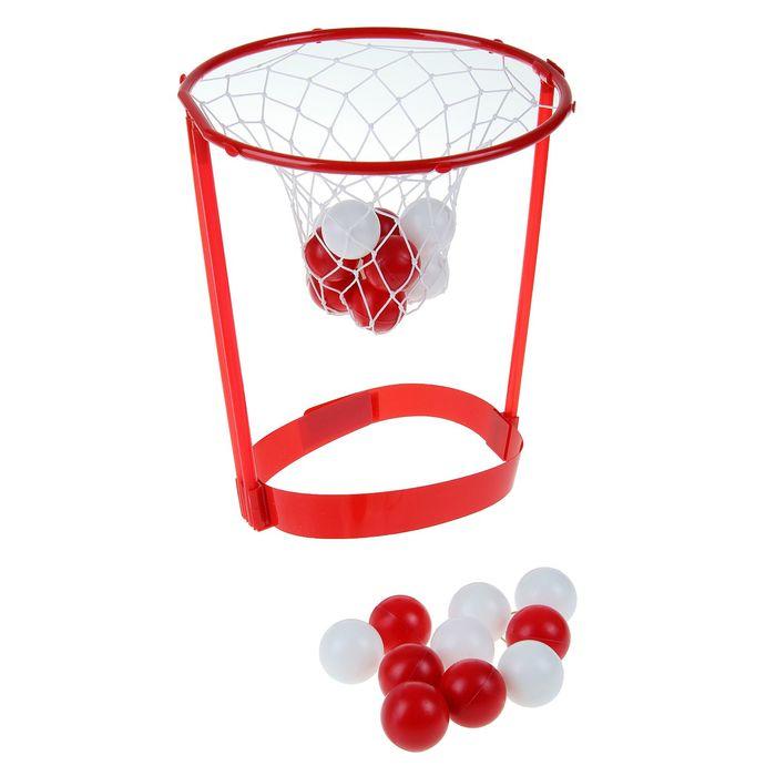 """Игра """"Баскетбол — попади в кольцо"""""""