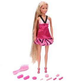 Кукла «Штеффи-супер длинные волосы»