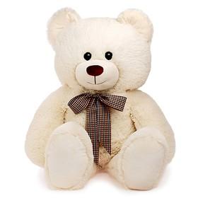 Мягкая игрушка «Медведь с бантом», 103 см