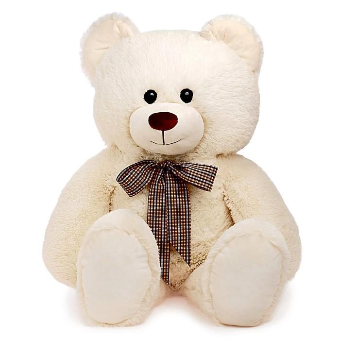 """Мягкая игрушка """"Медведь с бантом"""", 103 см"""