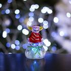 """Игрушка световая """"Подарок от лося"""" (батарейки в комплекте) 1 LED, RGB"""