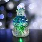 """Игрушка световая """"Подарок от мишки"""" (батарейки в комплекте) 1 LED, RGB"""