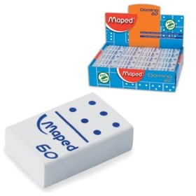 Ластик Maped Domino, мини