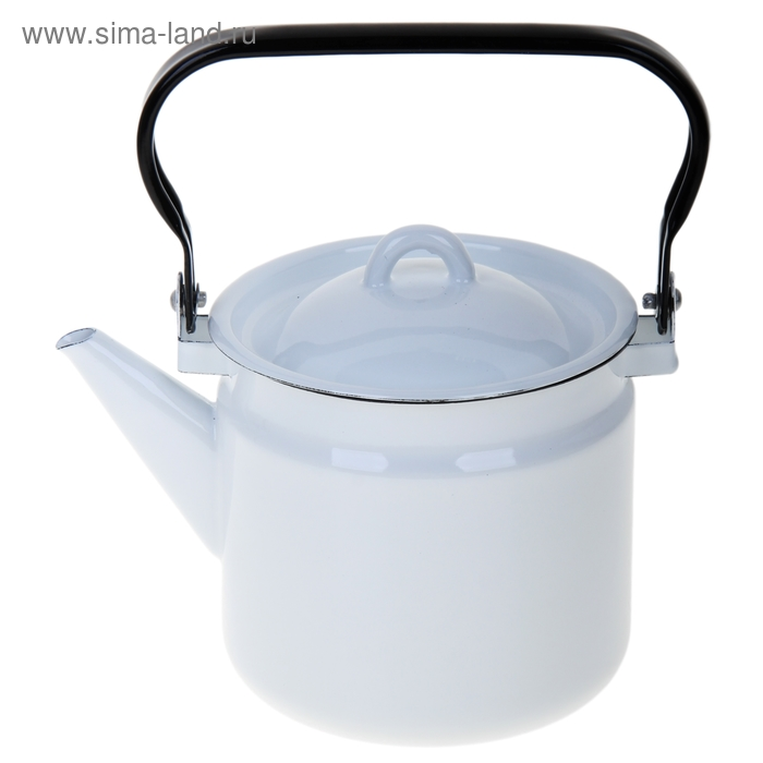 Чайник 2 л, цвет белый