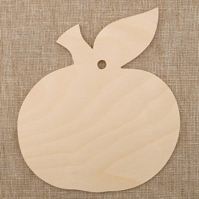 Доска разделочная «Яблоко»