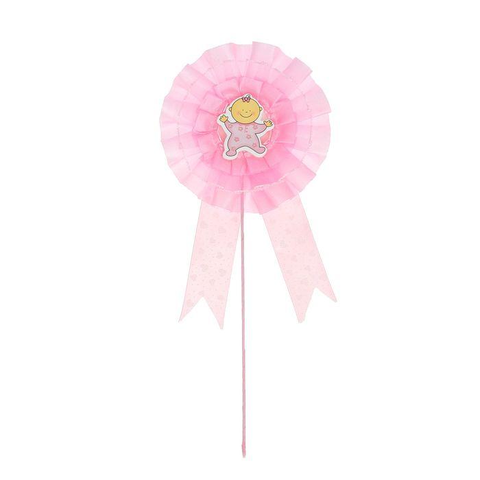 """Топпер """"Малыш"""", цвет розовый"""