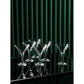 "{{photo.Alt || photo.Description || 'Набор бокалов для мартини 190 мл ""Бистро"", 6 шт'}}"