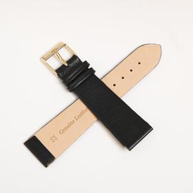 ремешок для часов, мужской, 22 мм, черный, микс