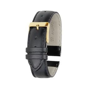 ремешок для часов, мужской, 18 мм, черный микс