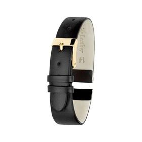 Ремешок для часов, женский, 14 мм, натуральная кожа, микс