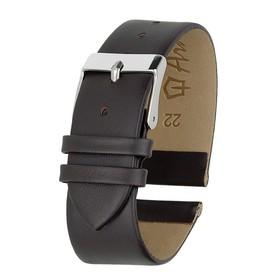ремешок для часов, мужской, 22 мм, коричневый микс