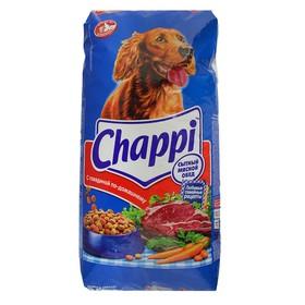 Сухой корм Chappi для собак, с говядиной по-домашнему, 15 кг