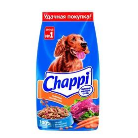 """Сухой корм Chappi """"Мясное изобилие"""" для собак, 15 кг."""