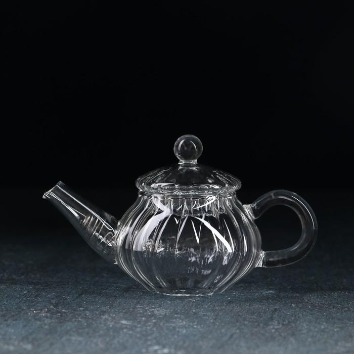 """Чайник заварочный 350 мл """"Дафна"""", с металлическим ситом"""