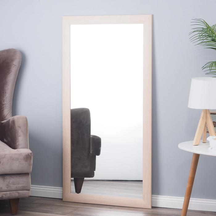 Зеркало «Дуб»,  настенное 60×120 см, рама МДФ,55 мм