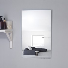 Зеркало «Прямоугольник», настенное, 39х59 см