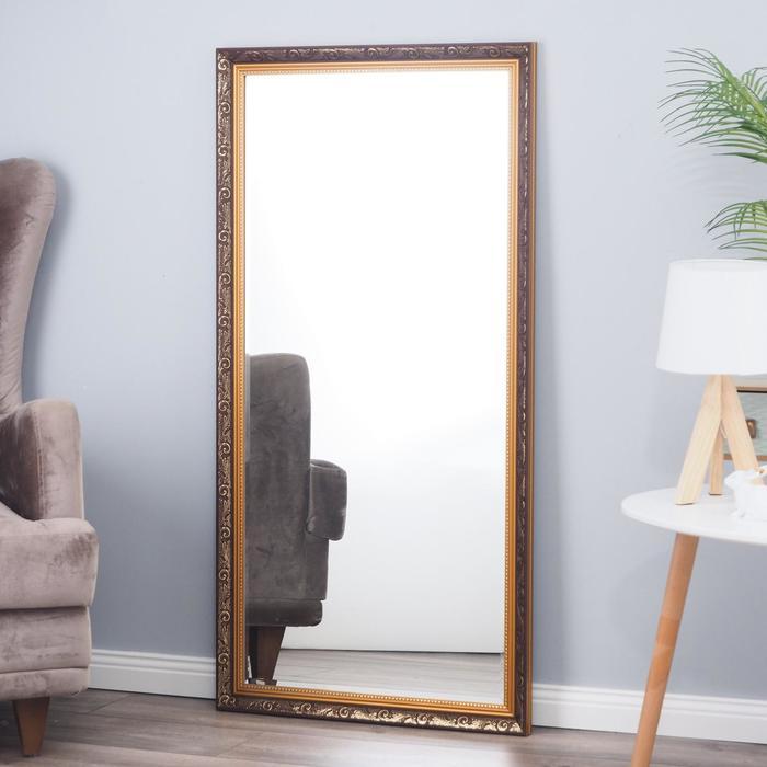Зеркало «Симфония»,  настенное 60×120 см, рама пластик, 48 мм