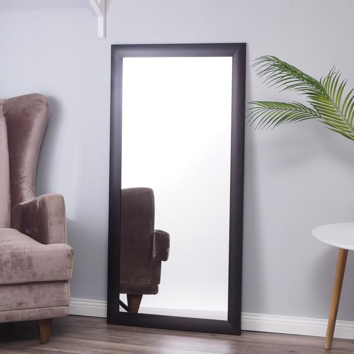 Зеркало «Венге»,  настенное 60×120 см, рама 55 мм