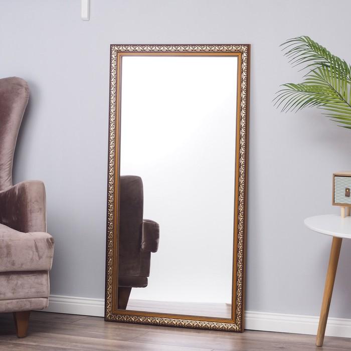 Зеркало «Дубай»,  настенное 60×110 cм, рама пластик, 50 мм - фото 1609998