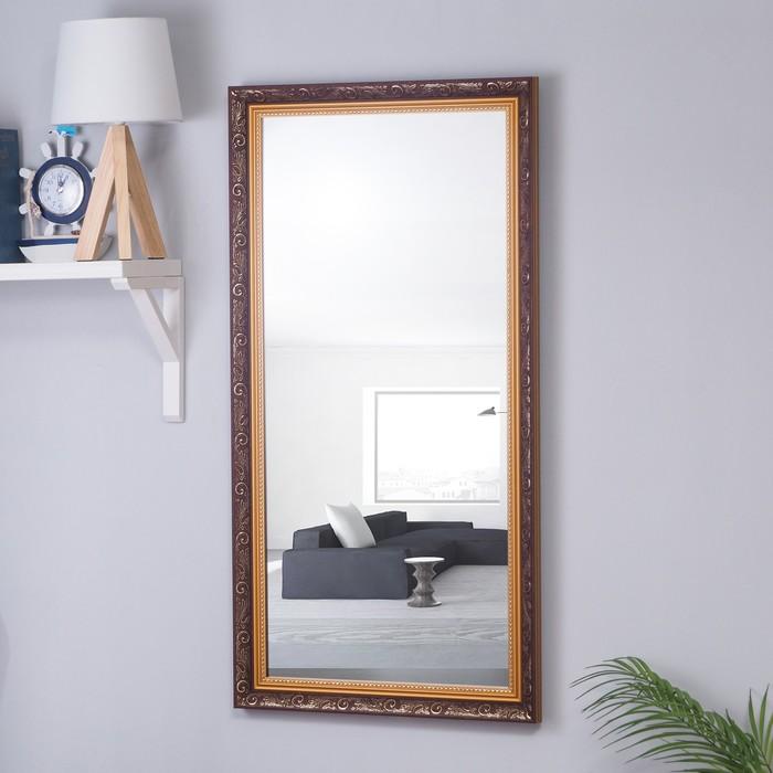Зеркало «Симфония»,  настенное 50×95 cм, рама пластик, 48 мм