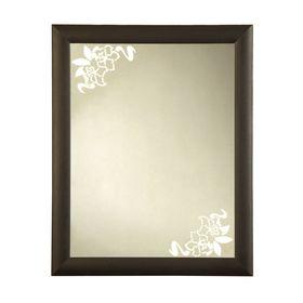 Зеркало «Валенсия»,  настенное 60×74 см Ош