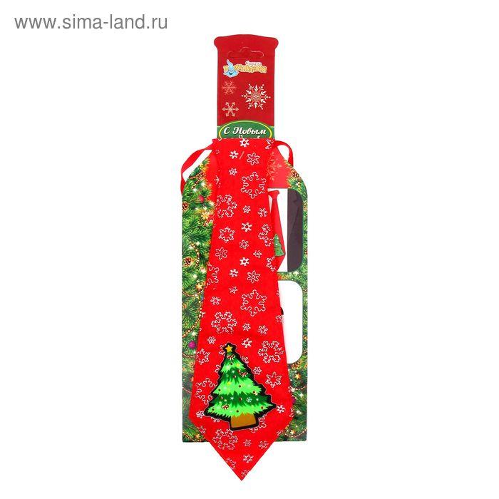 """Карнавальный галстук """"Елочка"""""""