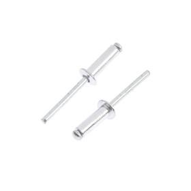 Заклёпки вытяжные TUNDRA krep, алюминий-сталь, 50 шт, 4.8 х 16 мм
