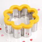 """Форма для вырезания печенья """"Цветок"""" - фото 308034002"""