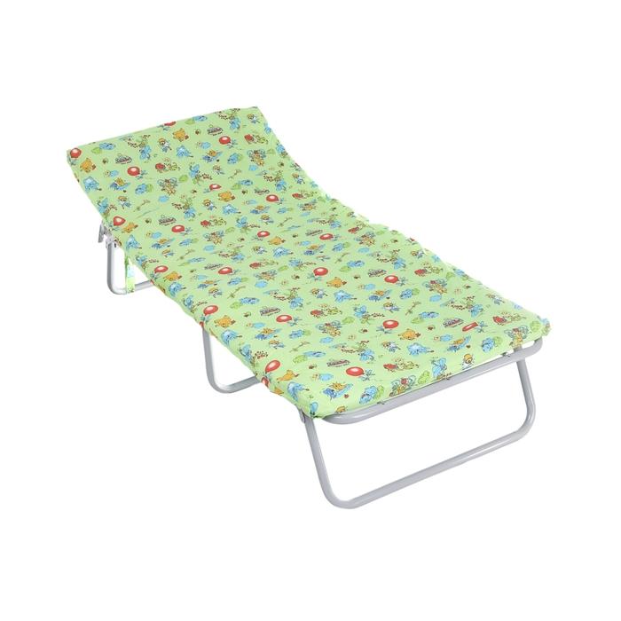 """Кровать раскладная детская """"Соня-М1"""", с матрасом 4 см, цвет МИКС"""