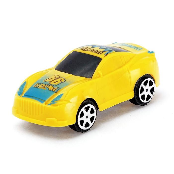 Машина «Тачка», цвета МИКС - фото 105658817