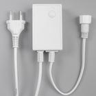 Контроллер уличный для гирлянд УМС, до 1000 LED, Н.Б. 3W, 8 режимов
