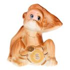 "Souvenir ""Monkey coins"""