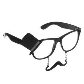 Карнавальные очки «Классик», с усиками в Донецке
