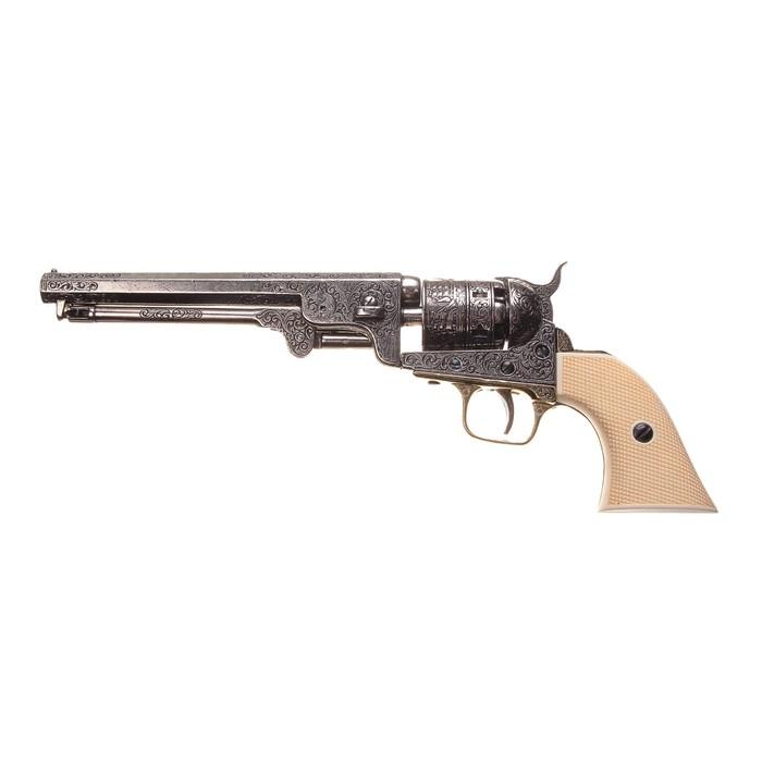 Макет револьвера Кольта для ВМС США, 1851 г