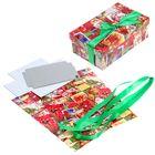 Коробка подарочная «Марки», набор для создания, 21 × 29 × 8 см