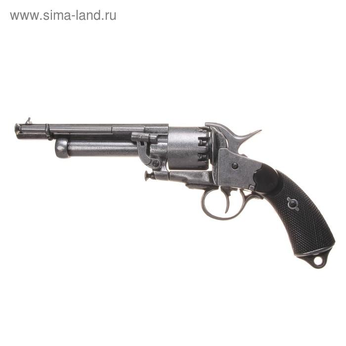 Макет пистолета Конфедерации времен гражданской войны LeMat, США, 1855 г